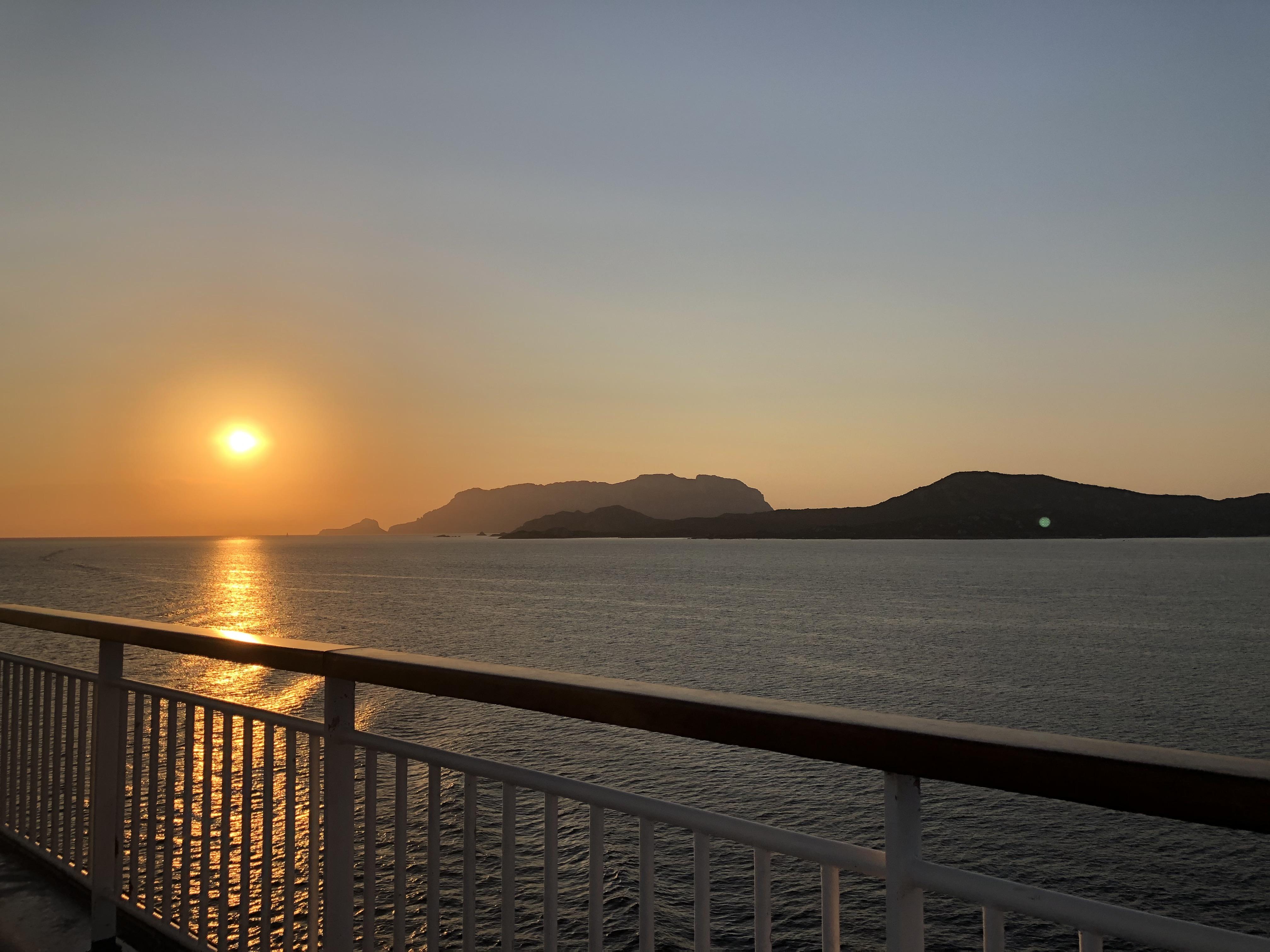 Sardinien_Sonnenaufgang